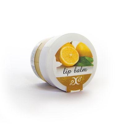 Гланц за устни Козметика Христина, 30 ml - с вкус на Лимон