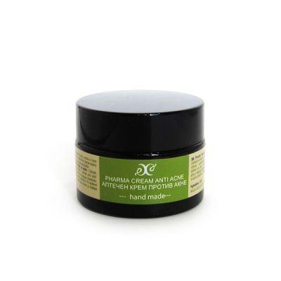 Аптечен крем за лице - Анти Акне, 50 ml