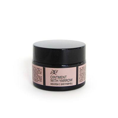 Крем - мехлем за лице за дехидратирана кожа с Бял Равнец, 50 ml