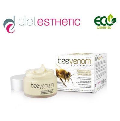 Крем за лице Diet Esthetic, 50 ml - с Пчелна отрова, против бръчки