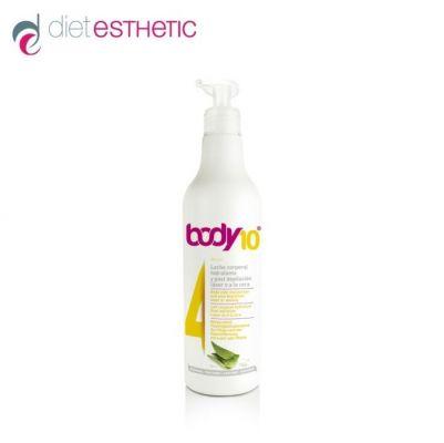 Мляко за тяло Diet Esthetic Body 10 №4 ,500 ml - за след епилация, хидратиращо