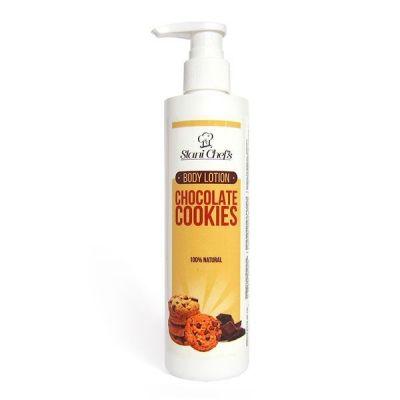 Лосион за тяло Stani Chef's Body Food, 250 ml - Шоколадови Бисквитки