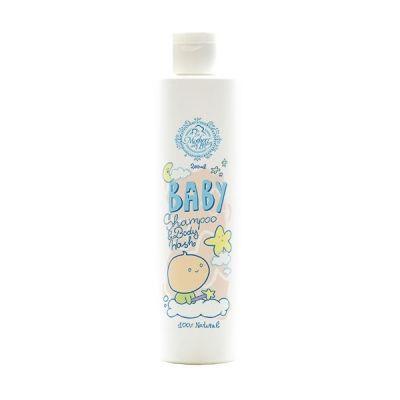 Шампоан за коса и тяло Mother & Baby, 250 ml - за бебета и малки деца