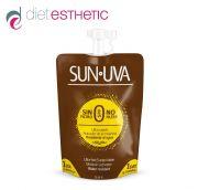 SUN UVA SPF-0 - слънцезащитен мини-лосион за тяло, меланин-активатор, без защитен фактор, 35 ml