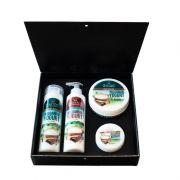 Подаръчен комплект Stani Chef - Храна за тяло, 4 части - Българско кисело мляко