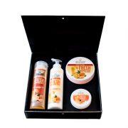 Подаръчен комплект Stani Chef - Храна за тяло, 4 части - Свежа оранжада