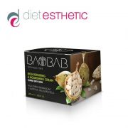 Крем за лице, тяло, ръце и крака Diet Esthetic, 200 ml - с масло от Баобаб, за много суха кожа
