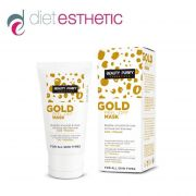 Маска за лице Diet Esthetic, 50 ml - PEEL OFF, със Злато