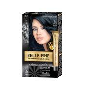 Крем-боя за коса Belle`Fine № 1.1 - синьо-черен