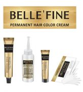Крем-боя за коса Belle`Fine № 4.0 - натурално-кафяв