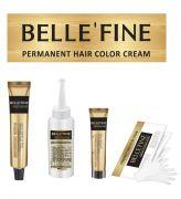 Крем-боя за коса Belle`Fine № 4.4 - меден кестен